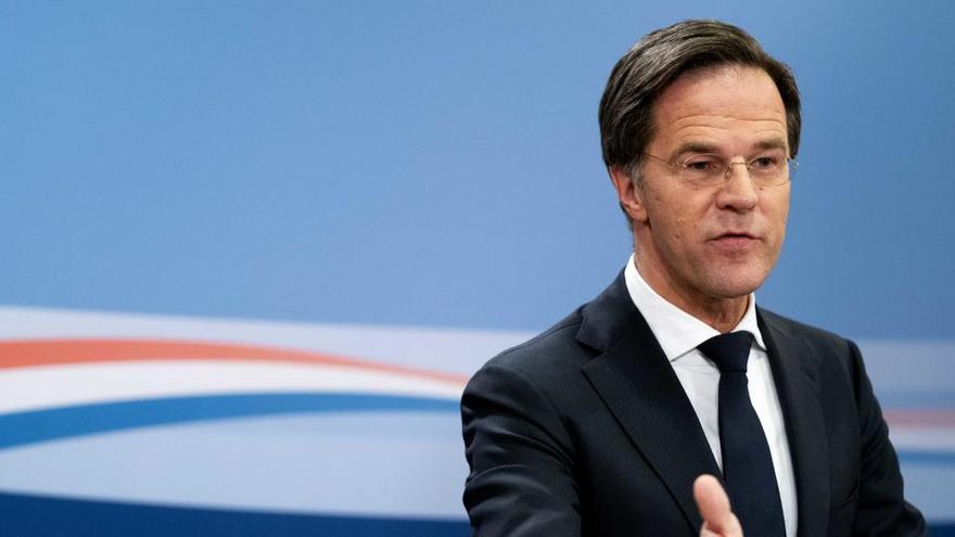 """Rutte admite la """"criminalización de personas inocentes"""" en Países Bajos"""