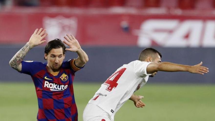 LaLiga Santander: Sevilla Barcelona