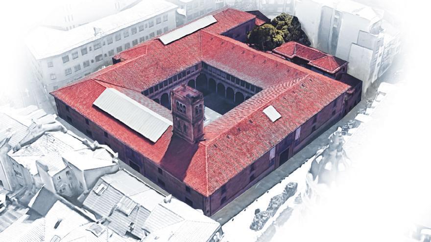 Grandes exposiciones temáticas, el plan de la Universidad para su sede histórica