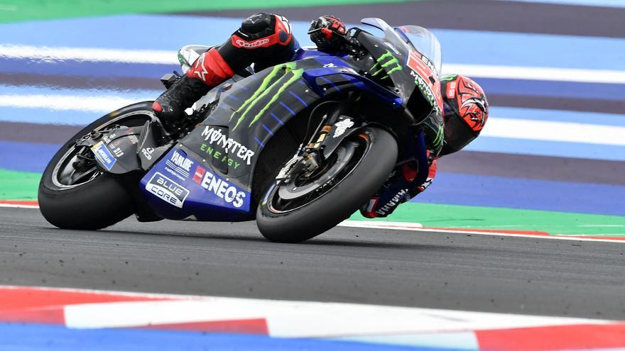 Así queda la clasificación de MotoGP tras el GP de San Marino