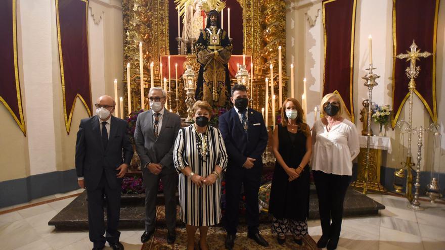 La imagen del Rescatado regresará al culto el próximo 13 de noviembre