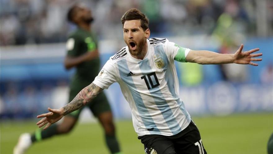 """Messi: """"Sabía que Dios está con nosotros"""""""