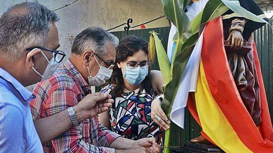 La ofrenda a Santiaguiño cambiará de formato por las limitaciones sanitarias