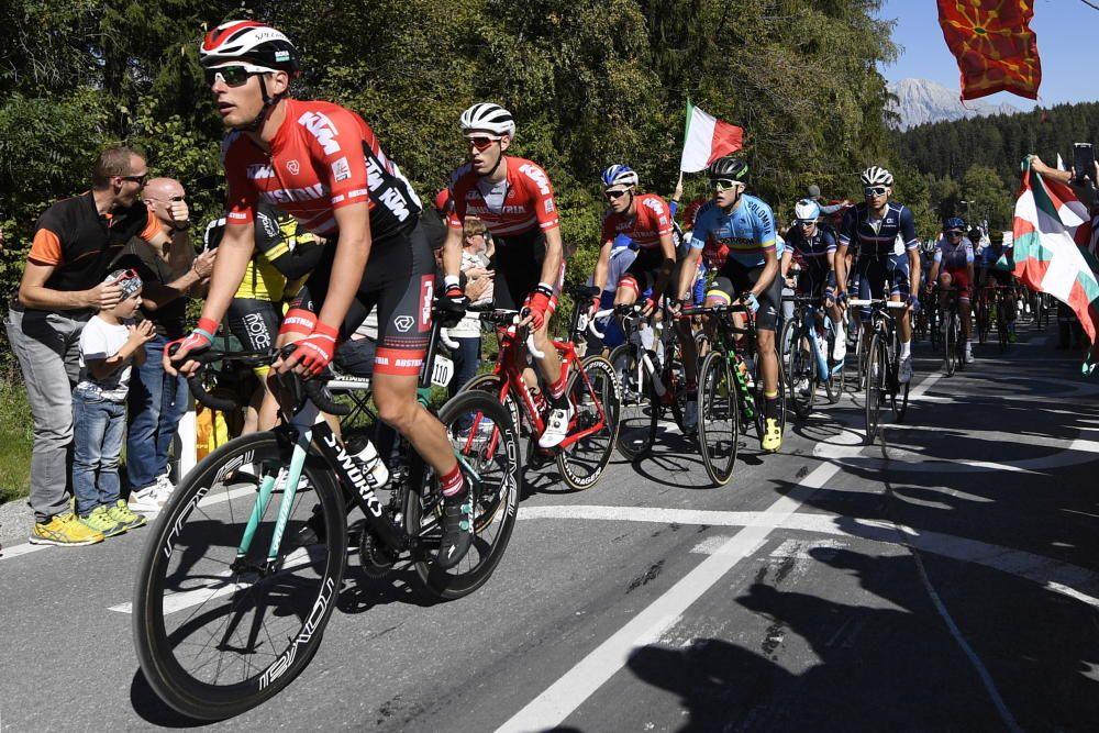 Mundial de Ciclismo de Innsbruck