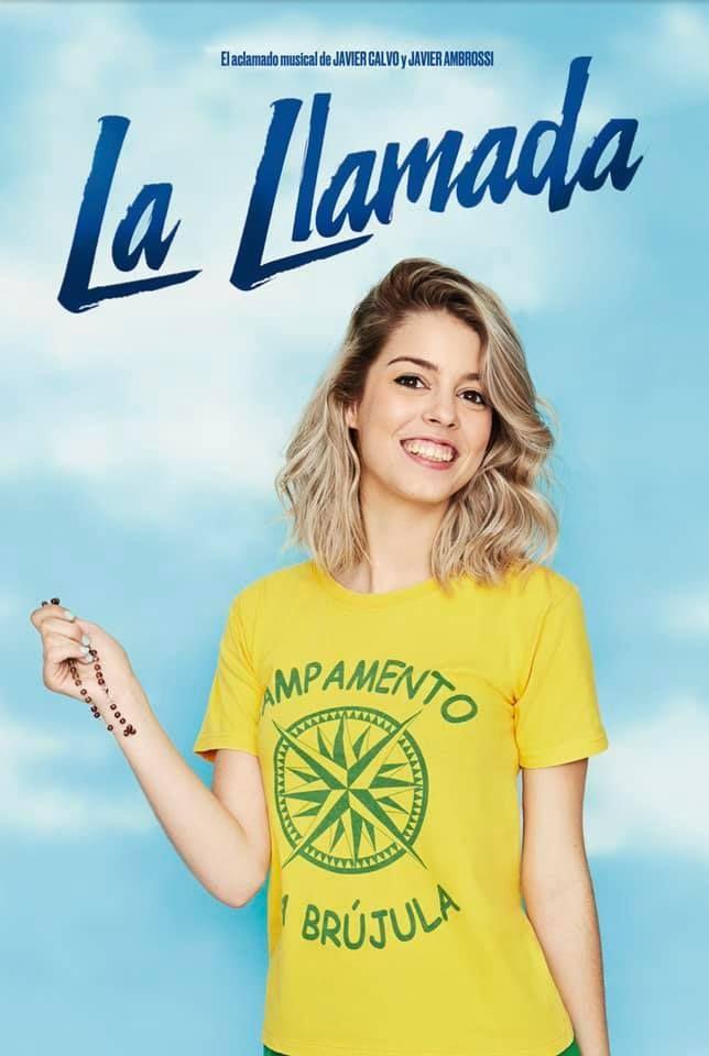 Musical 'La Llamada' con Nerea Rodríguez.