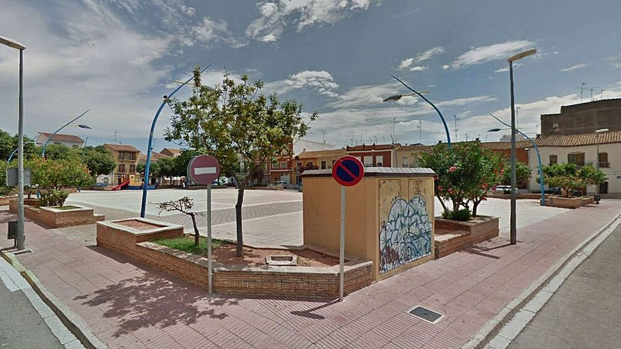 El gobierno de Puçol lleva a pleno quitarle el nombre a la Plaça del País Valencià