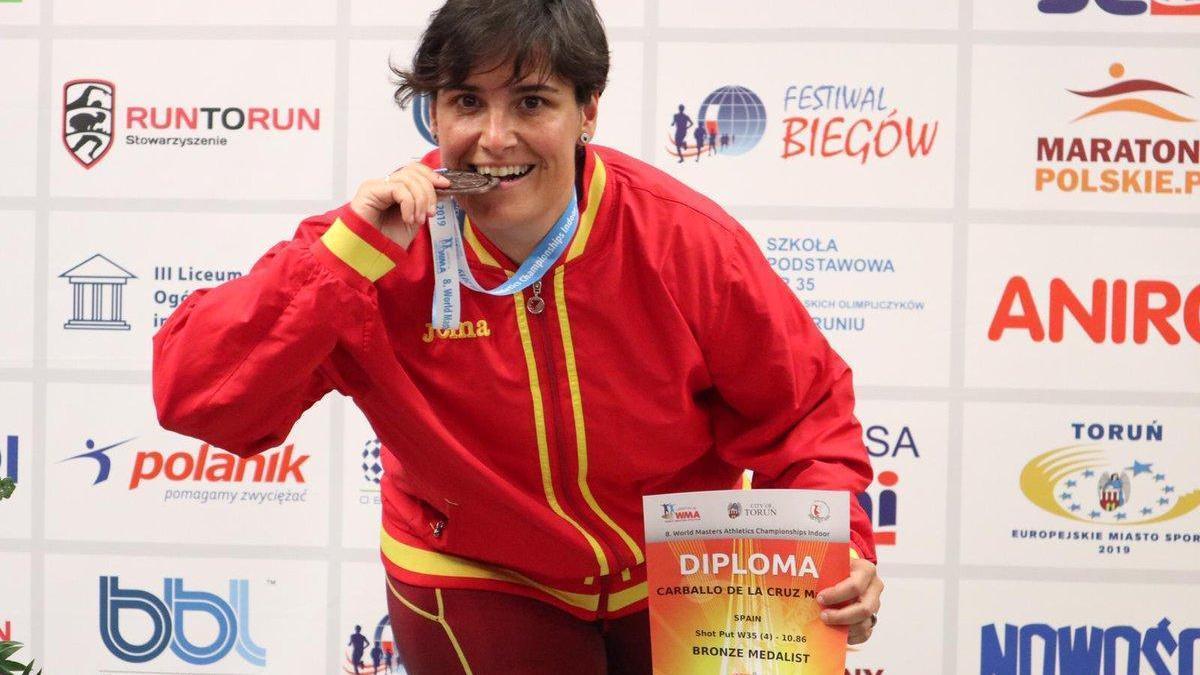 Marta Carballo opta a presidir la Federación Extremeña
