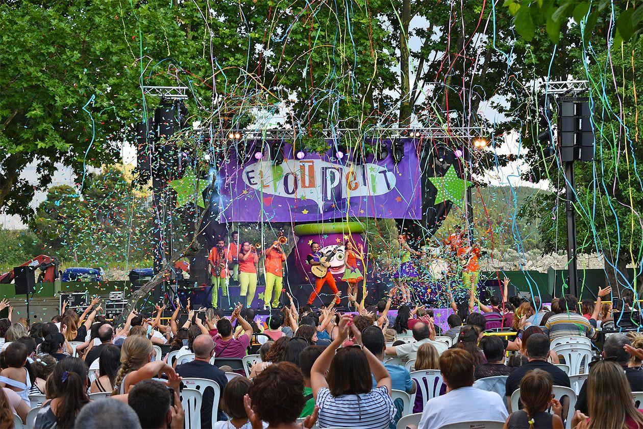 La Festa Major de Súria 2021 en imatges