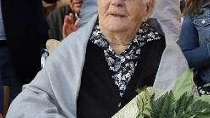 Fallece a los 105 años Cruz Bouza, que vivió los últimos 25 en Lalín