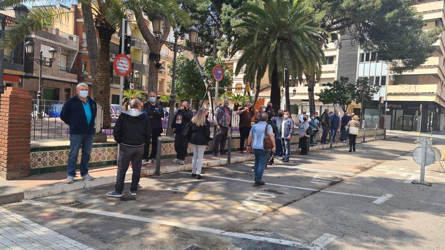 Autobús de l'Horta Sud a la Ciudad de las Ciencias para la vacunación covid