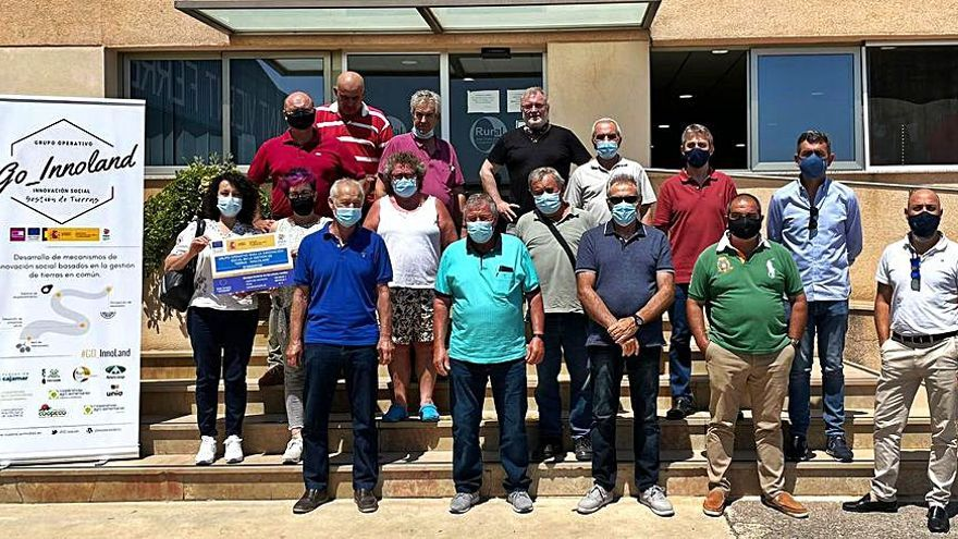 Cooperativismo agrario para luchar contra el abandono rural