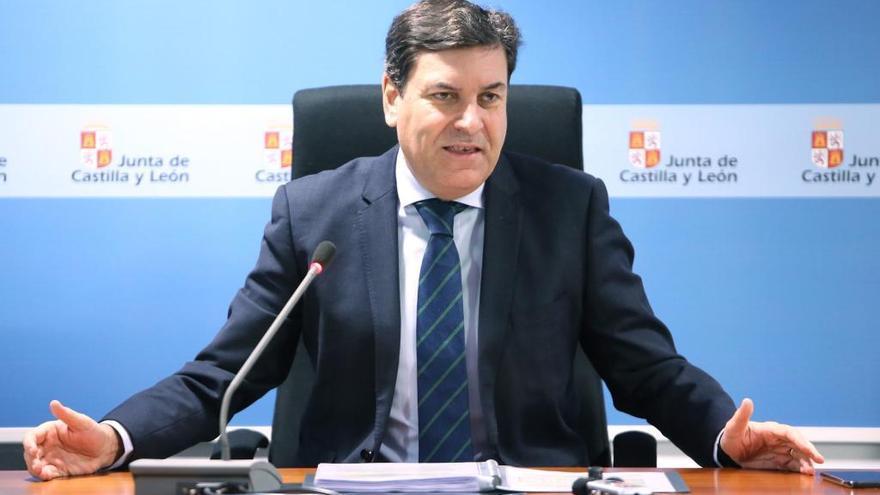 """La economía de Castilla y León crece un 2% pero sufre una """"evidente desaceleración"""""""
