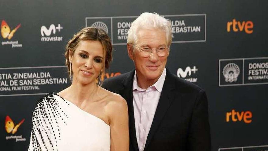 Richard Gere se casará el 5 de mayo con su novia española