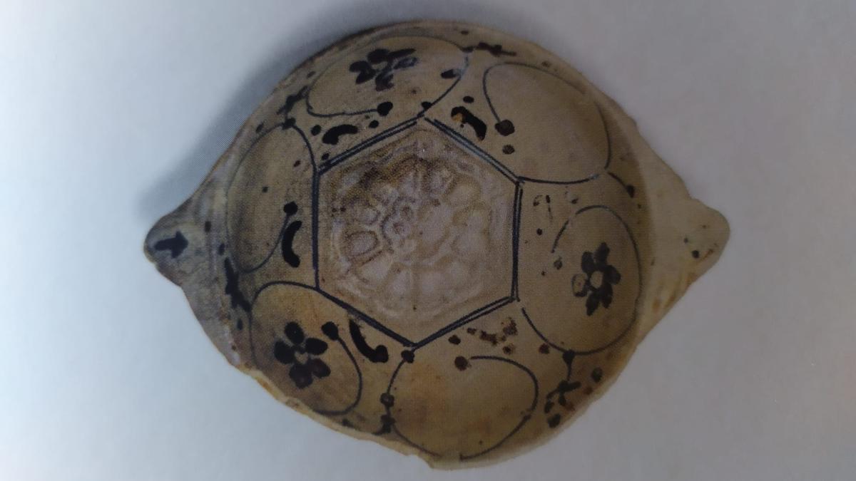 """La cerámica que inundó Europa en el s. XV y """"pescó"""" un barco de Dénia"""