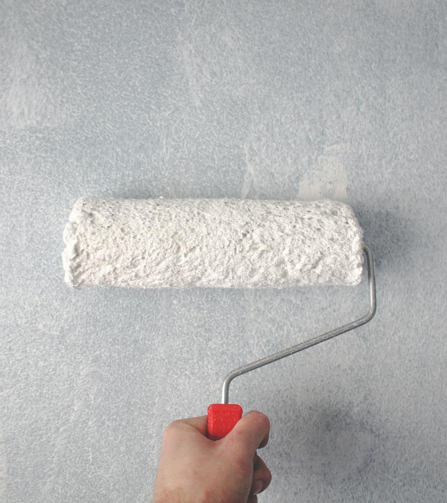 La solución para dejar blancas las paredes sin tener que pintar