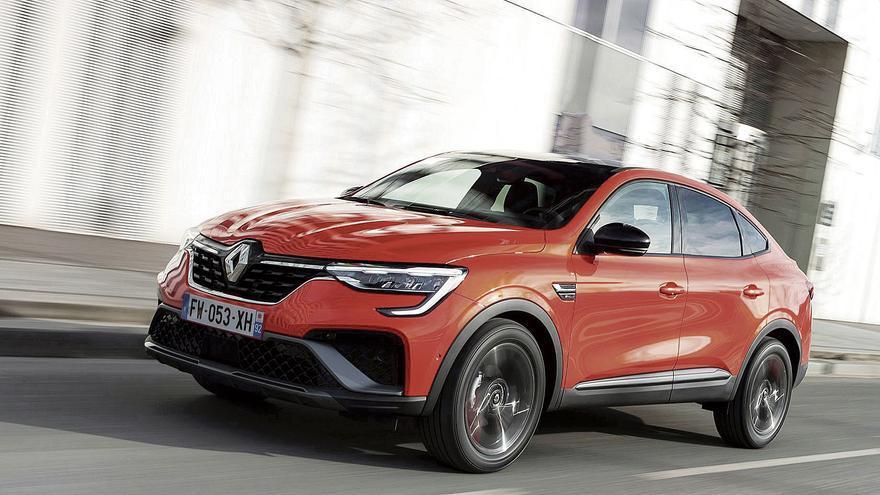 Renault Arkana   Tendencias SUV Coupé