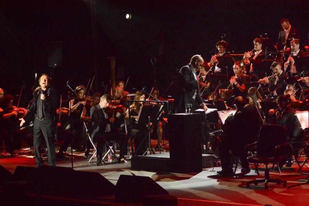 Concierto de Raphael en Starlite en Marbella