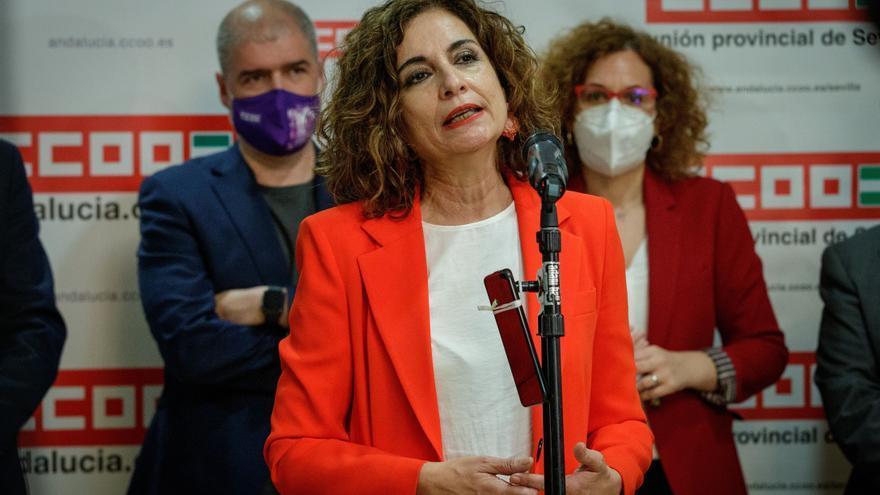 """Montero no comparecerá ante la comisión de Faffe: """"Los tribunales me dieron la razón"""""""