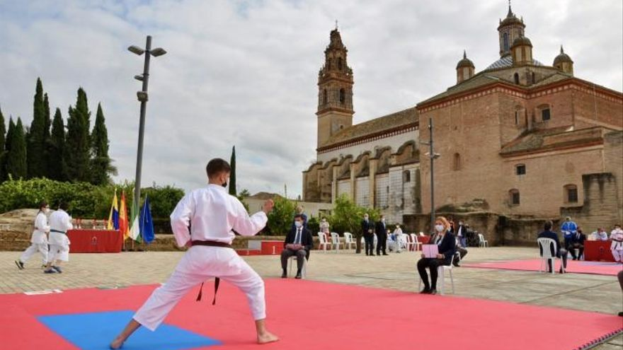 El club Kimé domina en el Trofeo Diputación