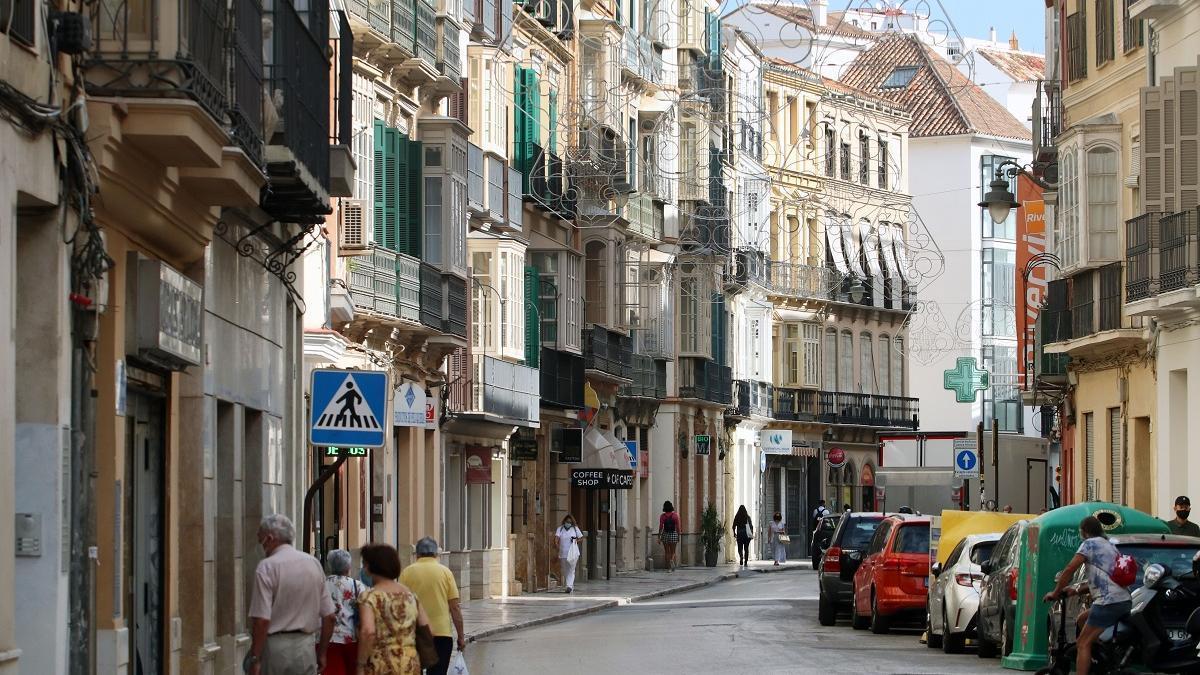 Imagen de calle Carretería.