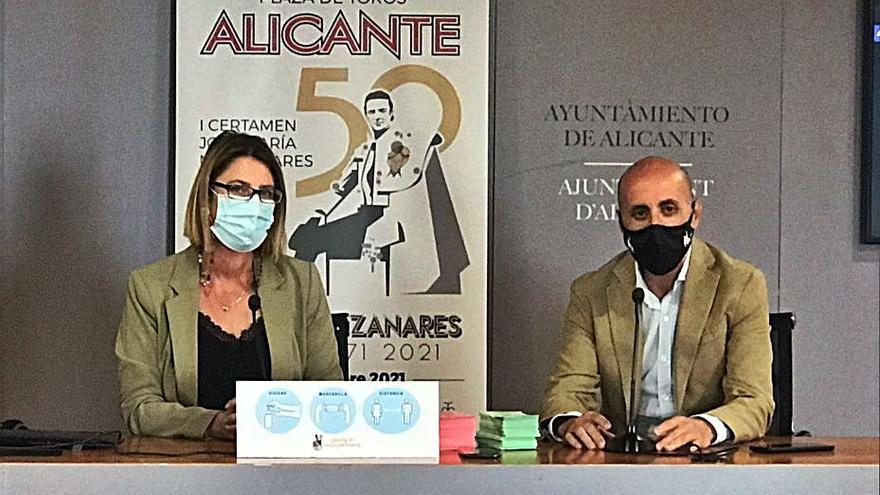 I Certamen José María Manzanares para alumnos de las escuelas taurinas