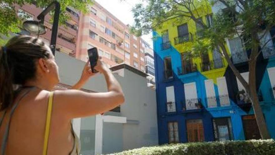 Rincones de València que hacen frente al boom urbanístico