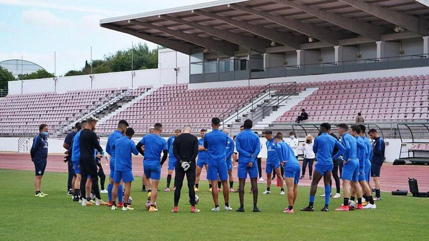 Elvas, lugar de concentración de la UD Ibiza de cara a su segundo 'play-off' de ascenso