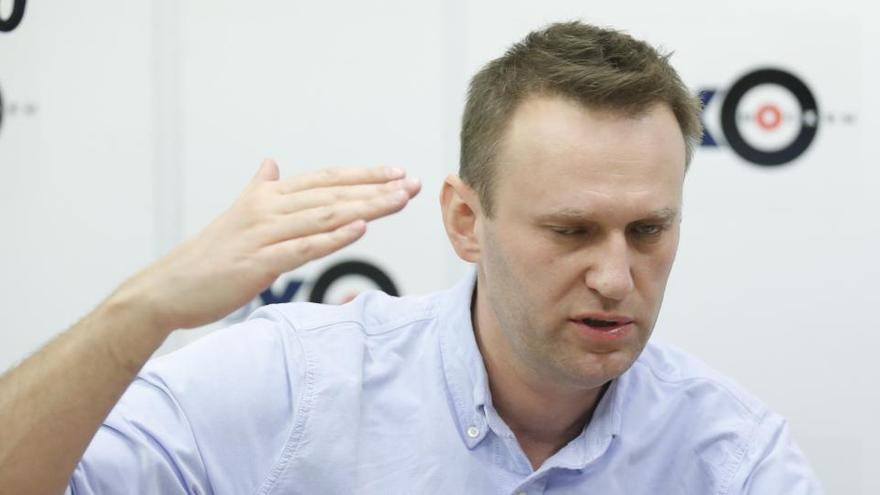 La Unión Europea condena el envenenamiento de Navalni