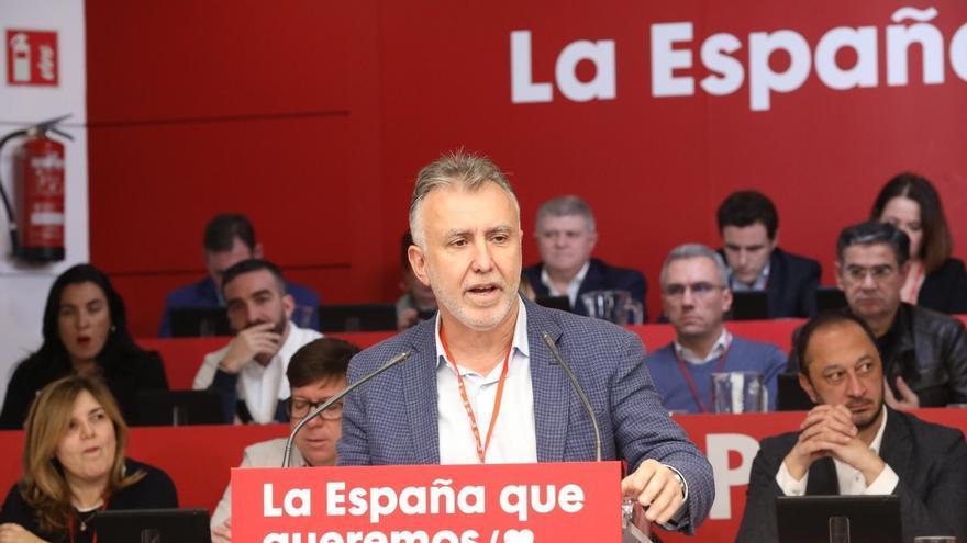 Torres encabezará la delegación del PSOE de Canarias en el 40º Congreso Federal