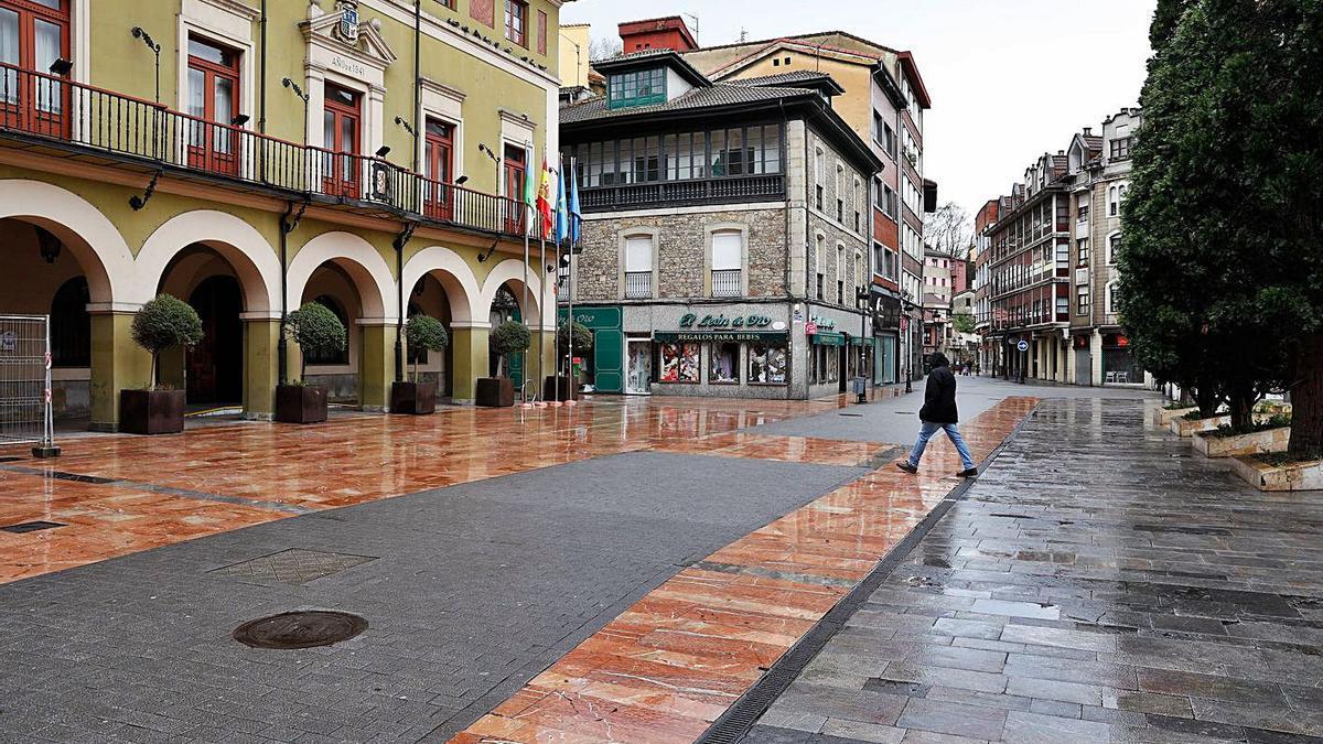La Casa Consistorial de Langreo. | Juan Plaza