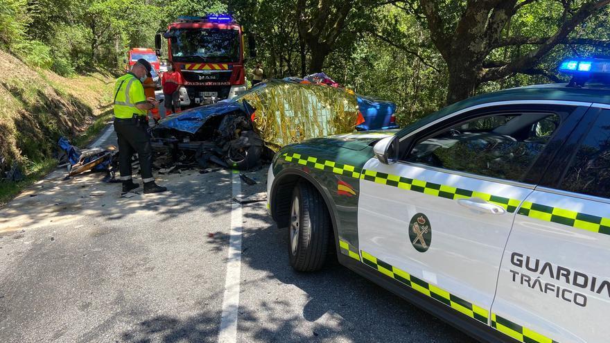 Muere en un accidente de tráfico el piloto Víctor Magariños