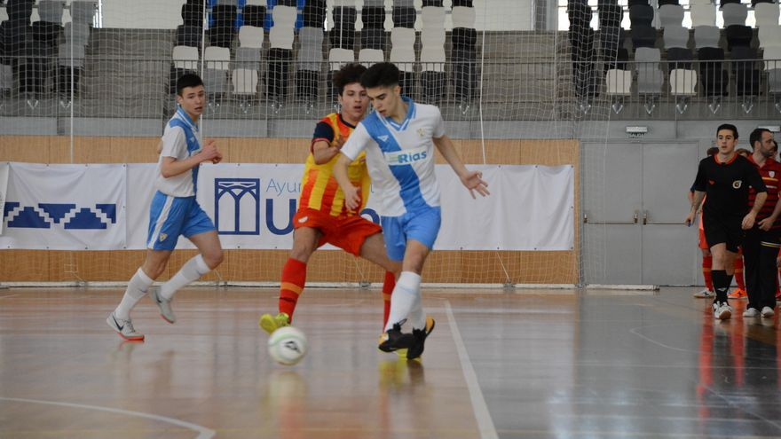 El A Estrada Futsal ficha a Samu Monín