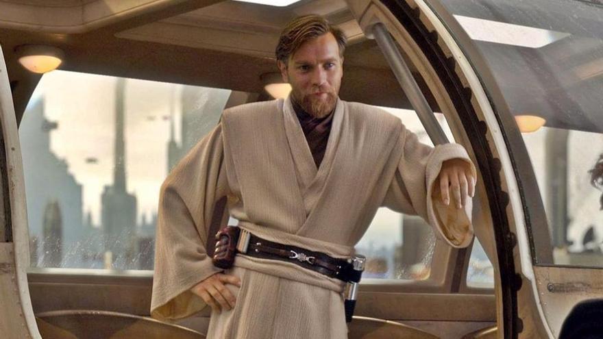 Ewan McGregor revela la fecha de inicio de rodaje de la nueva serie de 'Star Wars'