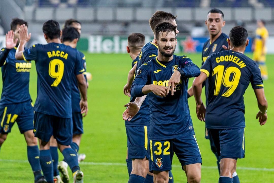 El camino del Villarreal hasta la final
