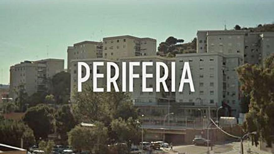 Reconeixement al moviment veïnal manresà després de  la projecció de «Perifèria»