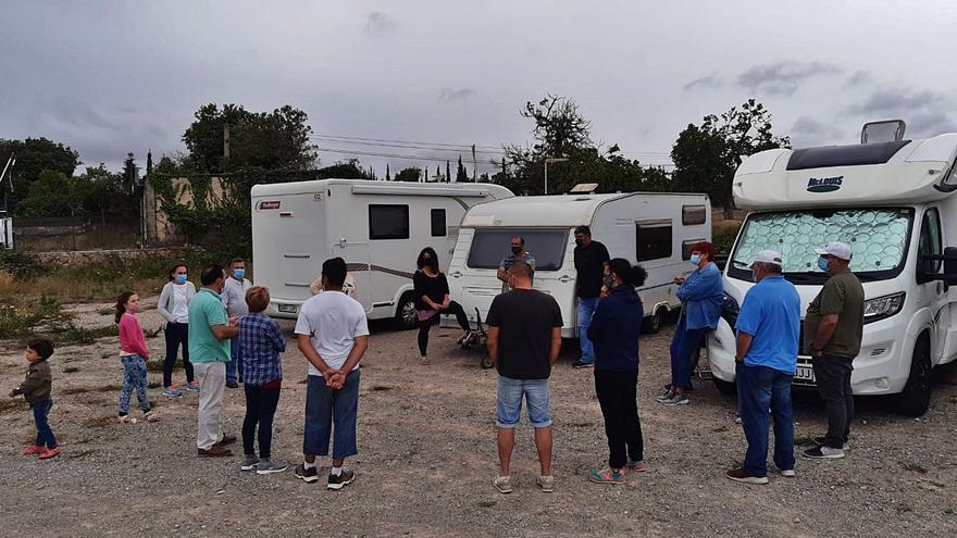 En busca de áreas habilitadas en Mallorca para el turismo de caravanas