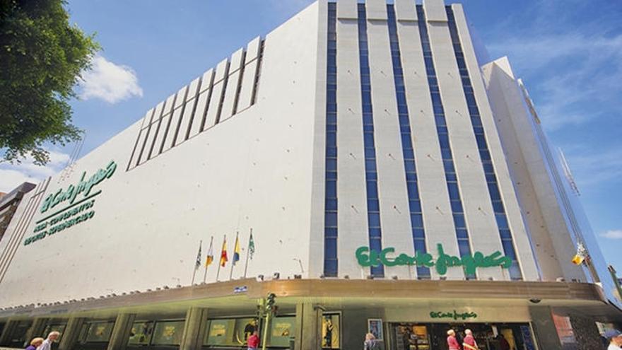 El Corte Inglés gana 160,6 millones de euros y decide absorber Hipercor
