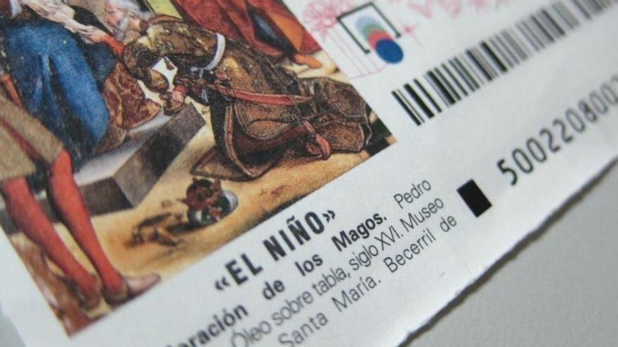 Cada español gastará de media 17,57 euros en la lotería del Niño