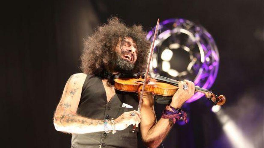 Ara Malikian anuncia otro concierto en el Benás Festival