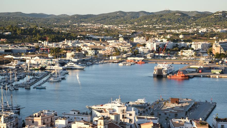 La APB inicia ahora el estudio ambiental del Plan Especial del puerto de Ibiza