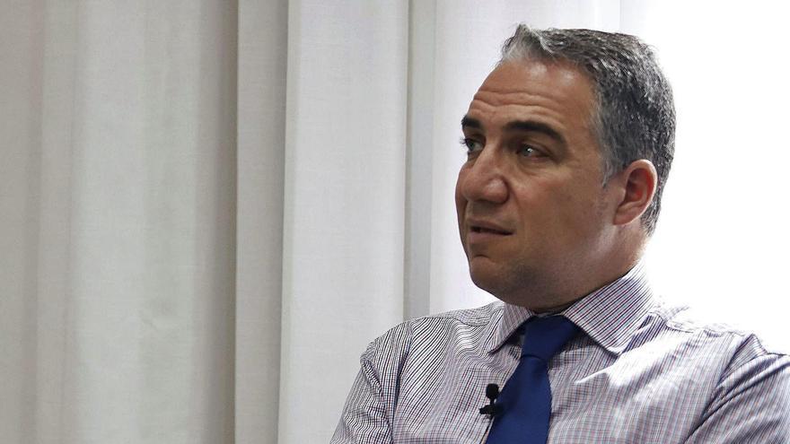 Entrevista a Elías Bendodo, presidente del PP de Málaga
