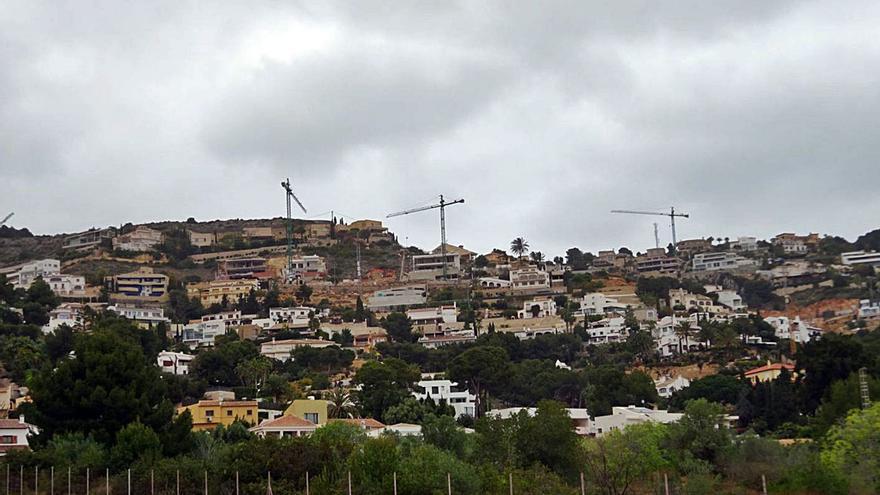 Xàbia ingresa 2 millones  de euros en licencias urbanísticas en 2020