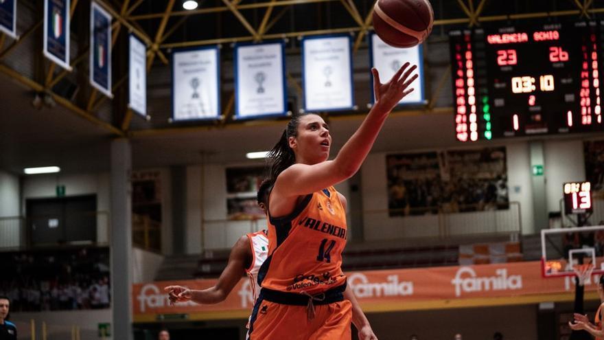 Valencia Basket debe conformarse con la EuroCup Women
