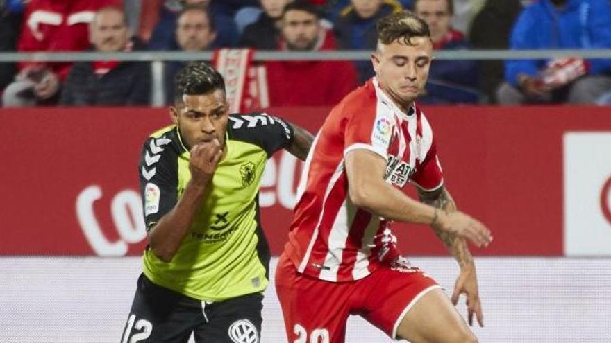El Girona recupera la sonrisa con la llegada de Martí y logra su segundo triunfo seguido