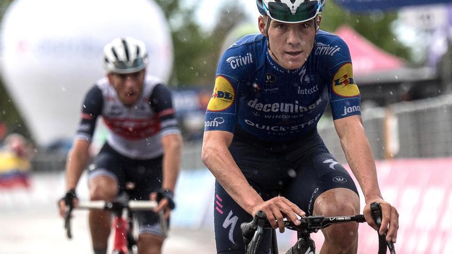 Sigue en directo la etapa de hoy del Giro de Italia: Notaresco - Termoli