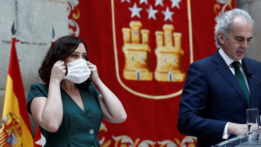 Madrid levantará el toque de queda a partir del domingo