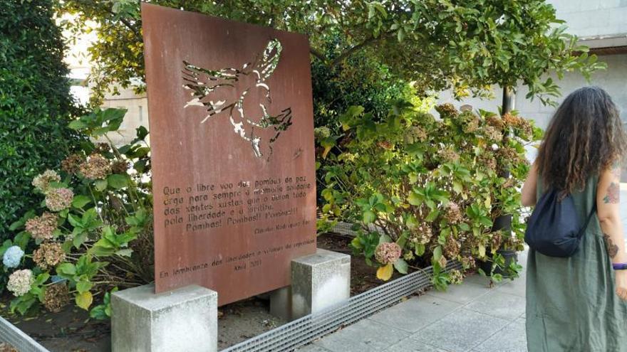 """Cangas rinde homenaje a Antonio Nores, """"loitador e defensor da memoria"""""""