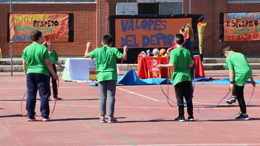 'Promoción de los valores en el deporte en edad escolar', nuevo programa de la Fundación Jóvenes y Deporte