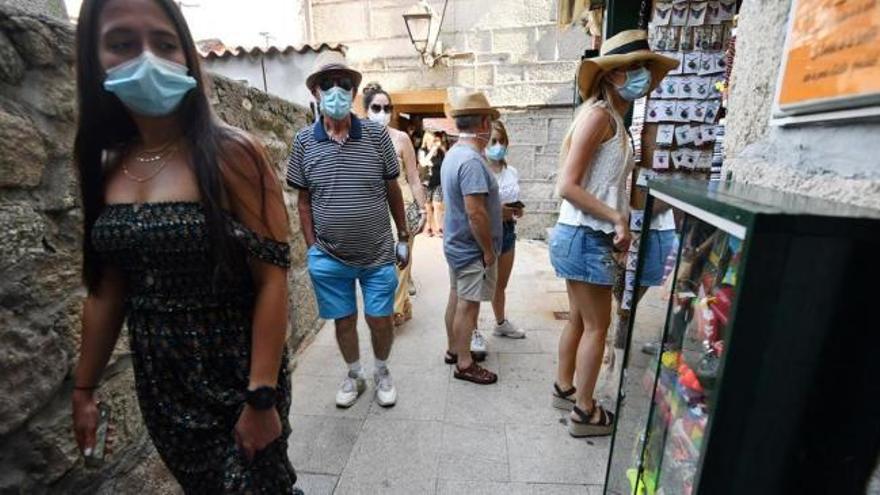 Los viajeros que lleguen a Galicia comunicarán el tiempo de estancia y su ubicación