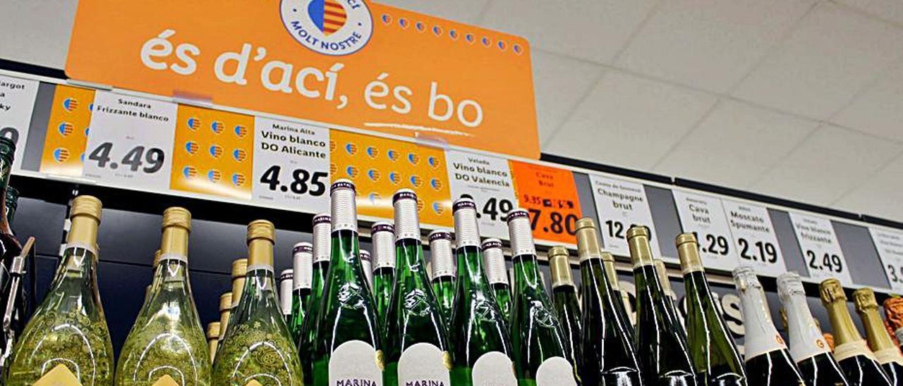 Lidl aumenta en más de 100 millones de euros sus compras de artículos valencianos
